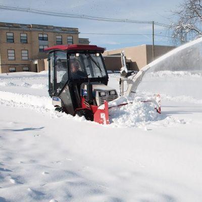 Снегопочистване 1